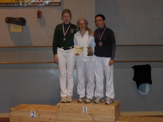 Seniors dames arc classique