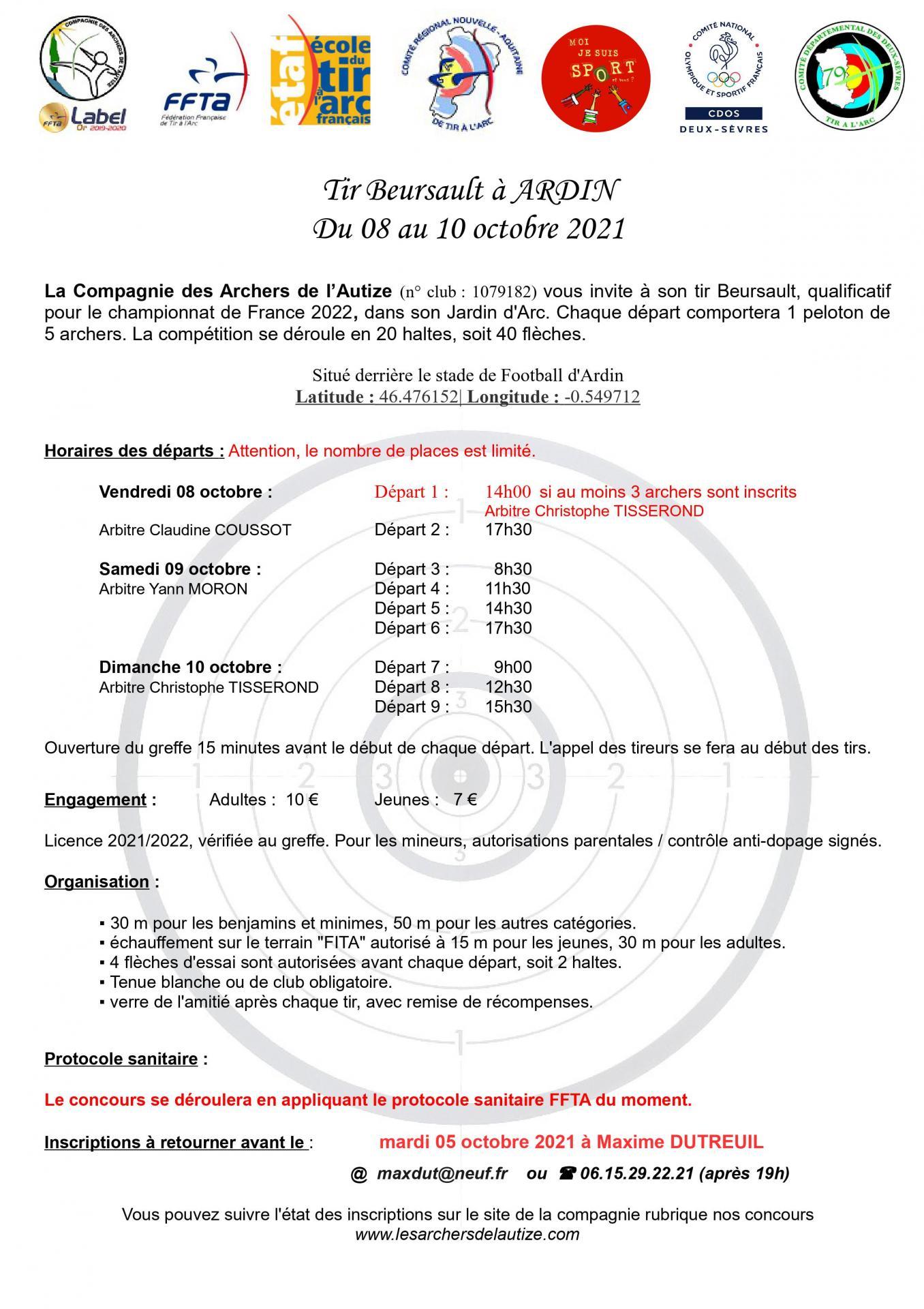 Beursault oct 21