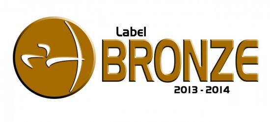 Label bronze 2013 2015