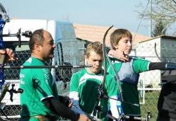 Les archers tres bien representes aux selections departementales