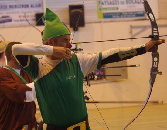 Les maitres archers ont releve le defi reference