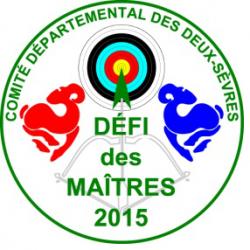 Logo defi maitres 2015