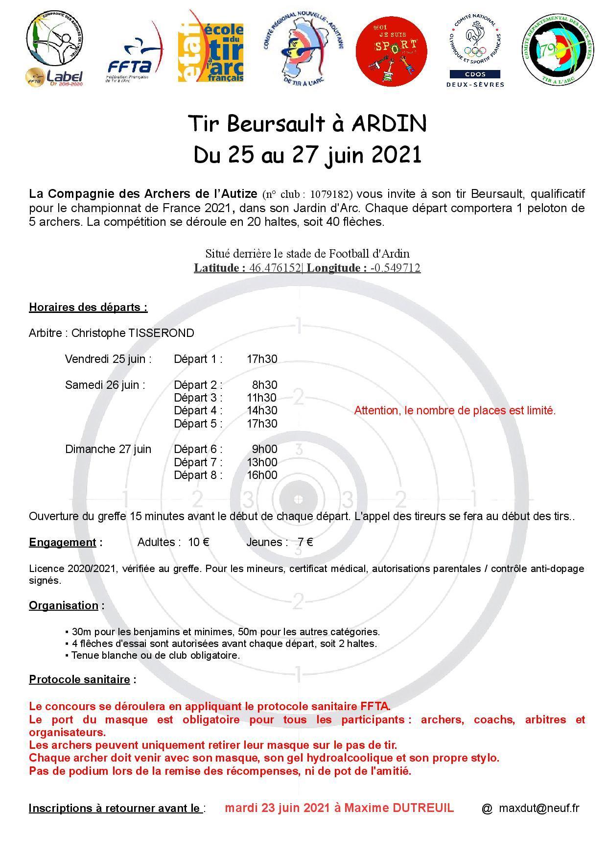 Mandat beursault juin 21